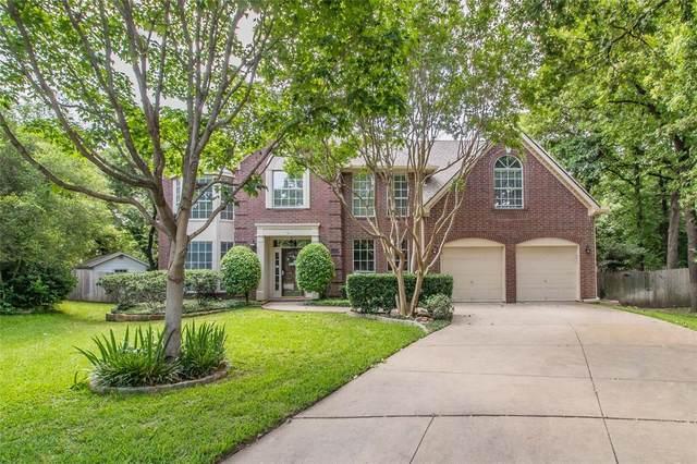2401 Brittany Lane, Grapevine, TX 76051 (MLS #14346158) :: Frankie Arthur Real Estate