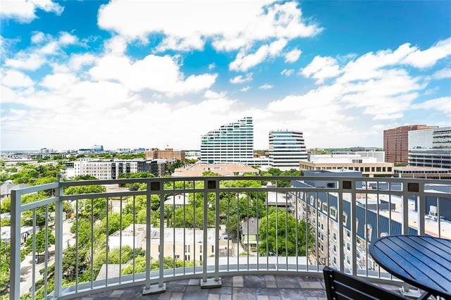 3225 Turtle Creek Boulevard #1230, Dallas, TX 75219 (MLS #14346175) :: The Mitchell Group