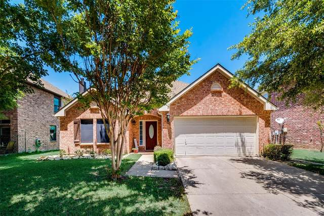 1941 Stonehill Drive, Fort Worth, TX 76247 (MLS #14346195) :: All Cities USA Realty