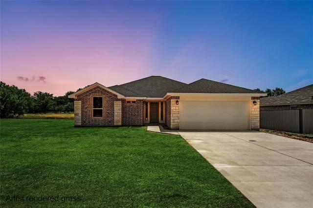 1007 SW 2nd Avenue, Mineral Wells, TX 76067 (MLS #14346209) :: Team Hodnett
