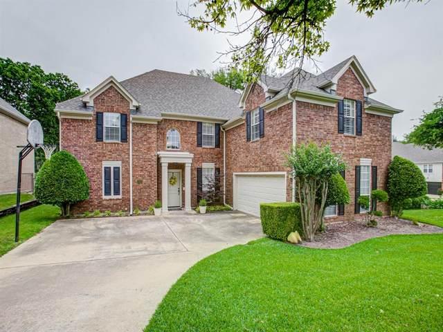 2806 Wren Lane, Richardson, TX 75082 (MLS #14346213) :: Hargrove Realty Group