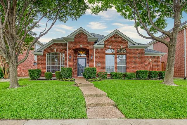 5601 Green Hollow Lane, The Colony, TX 75056 (MLS #14346221) :: The Hornburg Real Estate Group