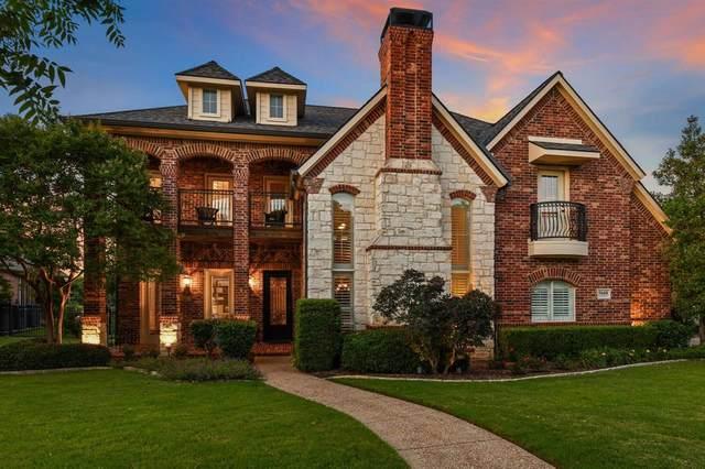 5608 Remington Park Drive, Flower Mound, TX 75028 (MLS #14346249) :: HergGroup Dallas-Fort Worth