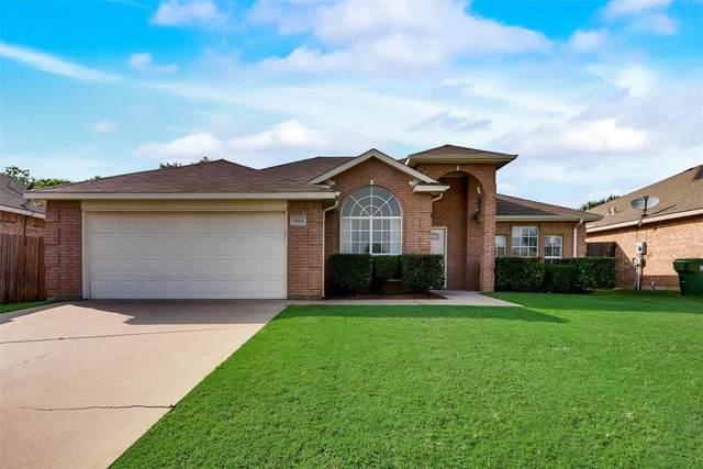 1614 Fern Drive, Mansfield, TX 76063 (MLS #14346253) :: NewHomePrograms.com LLC