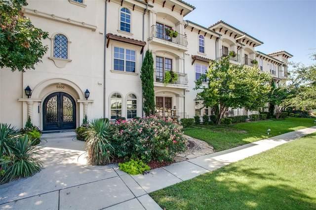 5808 Mccommas Boulevard #206, Dallas, TX 75206 (MLS #14346258) :: Robbins Real Estate Group