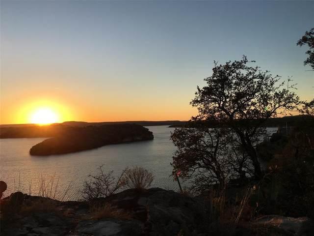 Lot 1 Hell's Gate Drive, Possum Kingdom Lake, TX 76449 (MLS #14346274) :: Century 21 Judge Fite Company
