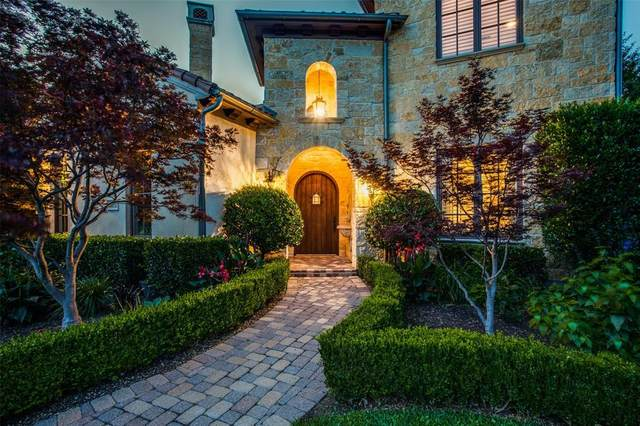 6517 Mimosa Lane, Dallas, TX 75230 (MLS #14346288) :: The Hornburg Real Estate Group