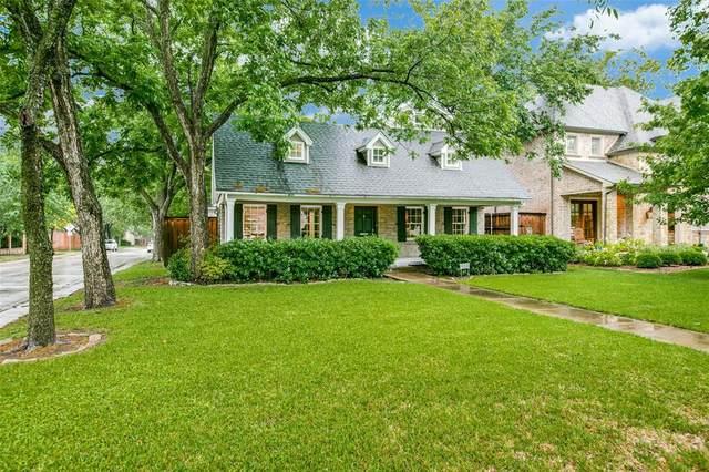 2801 Westminster Avenue, University Park, TX 75205 (MLS #14346306) :: Robbins Real Estate Group