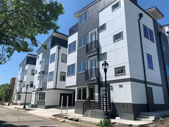 1112 Galveston #4, Fort Worth, TX 76104 (MLS #14346330) :: North Texas Team | RE/MAX Lifestyle Property