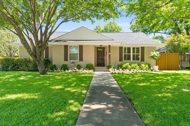 601 Westwood Drive, Richardson, TX 75080 (MLS #14346351) :: Team Tiller