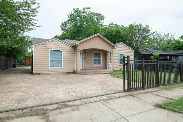 3553 Fairfax Avenue, Fort Worth, TX 76119 (MLS #14346352) :: North Texas Team | RE/MAX Lifestyle Property
