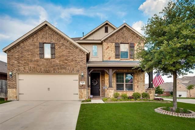 5900 Trout Drive, Fort Worth, TX 76179 (MLS #14346359) :: The Tierny Jordan Network