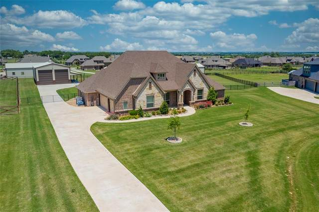 13410 Prairie Chapel Trail, Justin, TX 76247 (MLS #14346366) :: The Rhodes Team