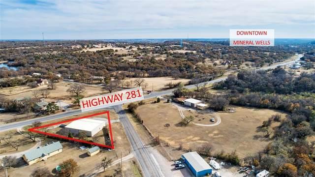 100 Fm Road 3027, Mineral Wells, TX 76067 (MLS #14346370) :: Century 21 Judge Fite Company