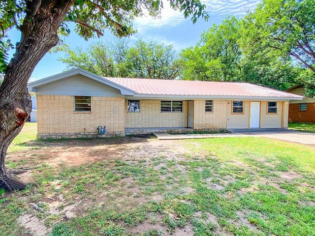 12 Avenue K E, Haskell, TX 79521 (MLS #14346392) :: Potts Realty Group