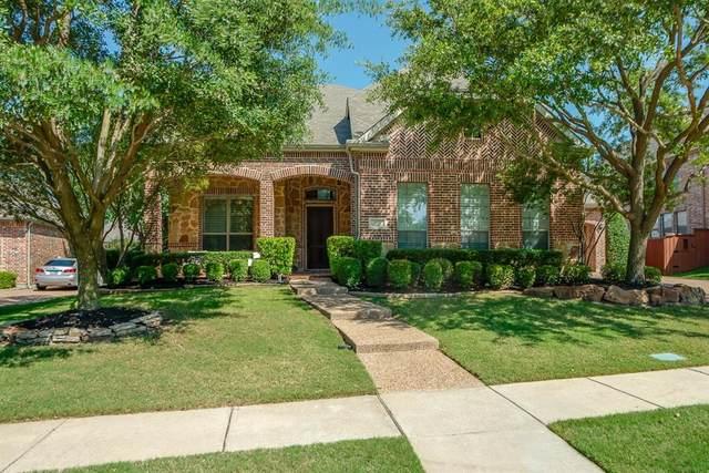 1405 Roxboro Lane, Mckinney, TX 75071 (MLS #14346400) :: NewHomePrograms.com LLC