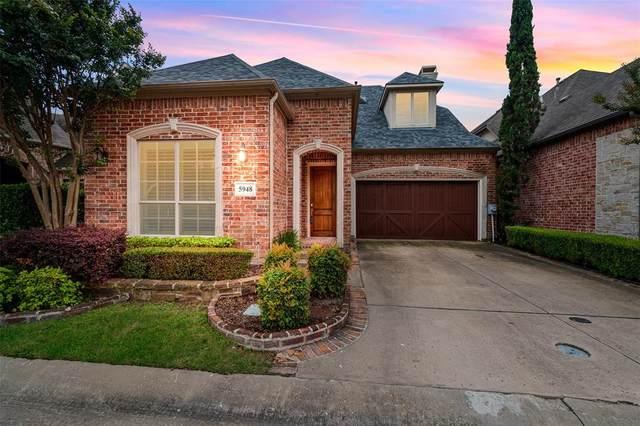 5948 Preston Gate Court, Dallas, TX 75230 (MLS #14346404) :: The Kimberly Davis Group