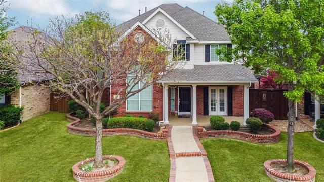 4600 Rock Creek Lane, Frisco, TX 75034 (MLS #14346406) :: Ann Carr Real Estate