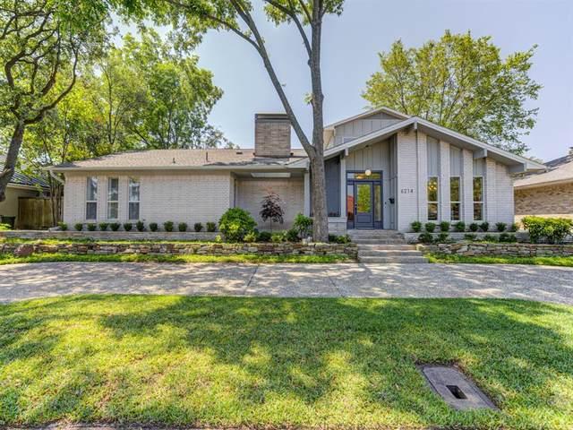 6214 Danbury Lane, Dallas, TX 75214 (MLS #14346409) :: The Heyl Group at Keller Williams