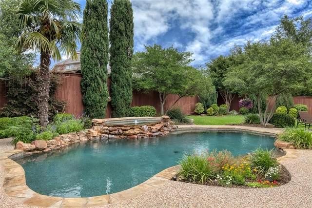 5122 Mohawk Drive, Frisco, TX 75034 (MLS #14346417) :: Ann Carr Real Estate