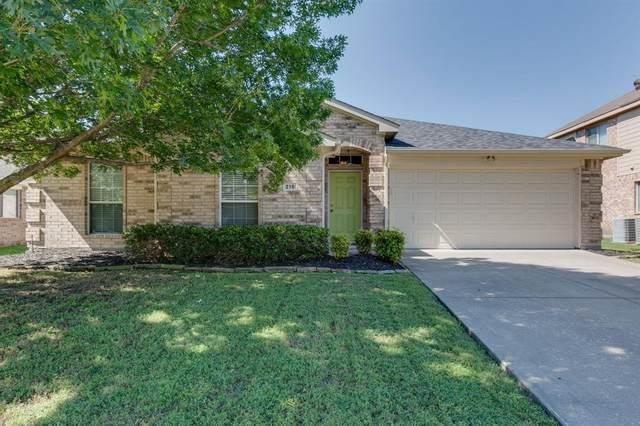 215 Rio Grande Drive, Crandall, TX 75114 (MLS #14346435) :: The Heyl Group at Keller Williams