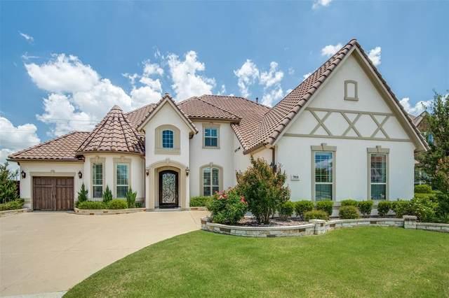 7014 Poco Soto Drive, Frisco, TX 75036 (MLS #14346453) :: The Rhodes Team