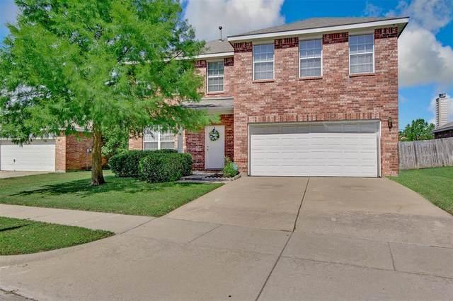 6506 Plainview Court, Arlington, TX 76002 (MLS #14346476) :: Team Hodnett