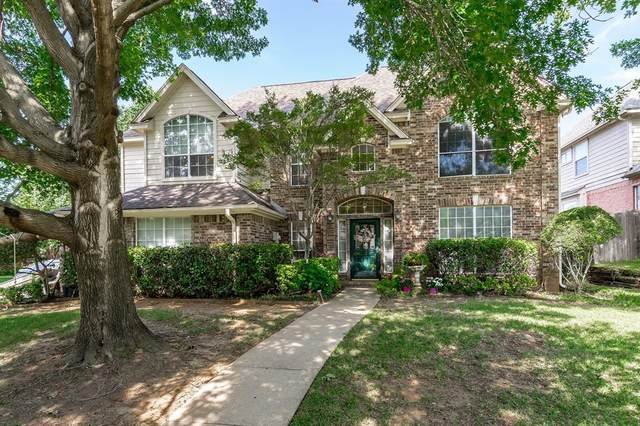 4208 Squire Court, Grapevine, TX 76051 (MLS #14346488) :: The Chad Smith Team
