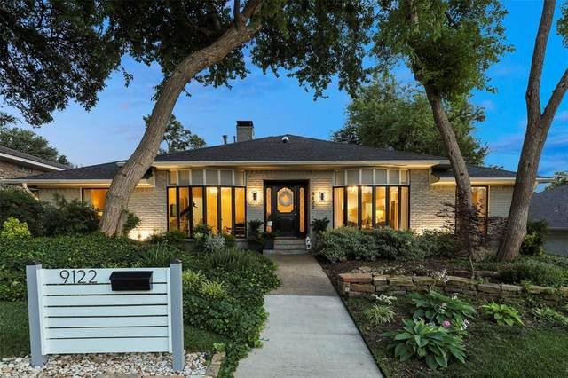 9122 Loma Vista Drive, Dallas, TX 75243 (MLS #14346503) :: Hargrove Realty Group