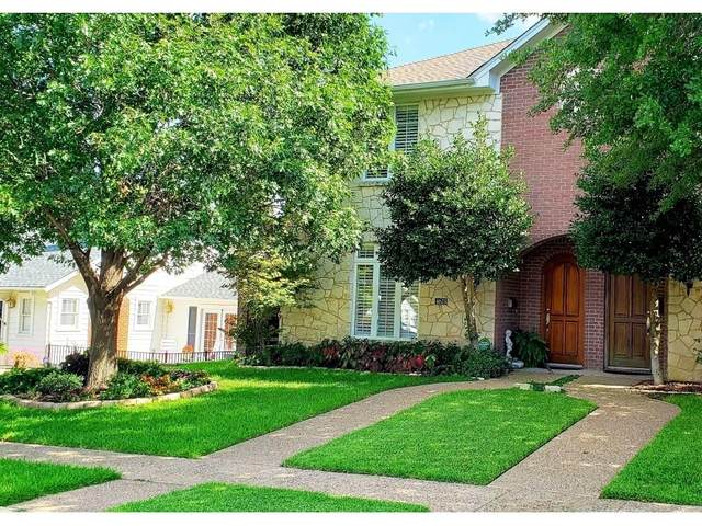 4625 Collinwood Avenue, Fort Worth, TX 76107 (MLS #14346505) :: Real Estate By Design