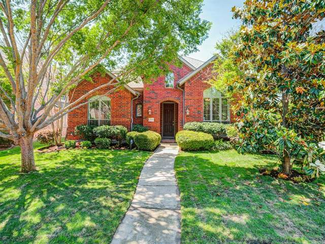 2711 Hidden Knoll Trail, Frisco, TX 75034 (MLS #14346558) :: Real Estate By Design