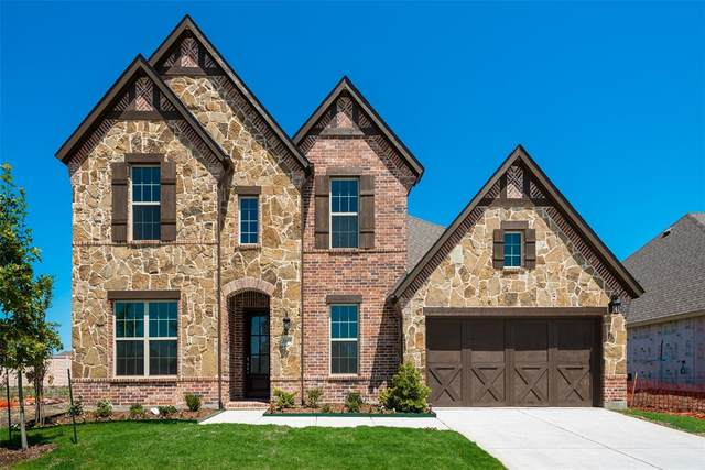 8444 Cotton Patch Lane, Frisco, TX 75034 (MLS #14346561) :: Real Estate By Design
