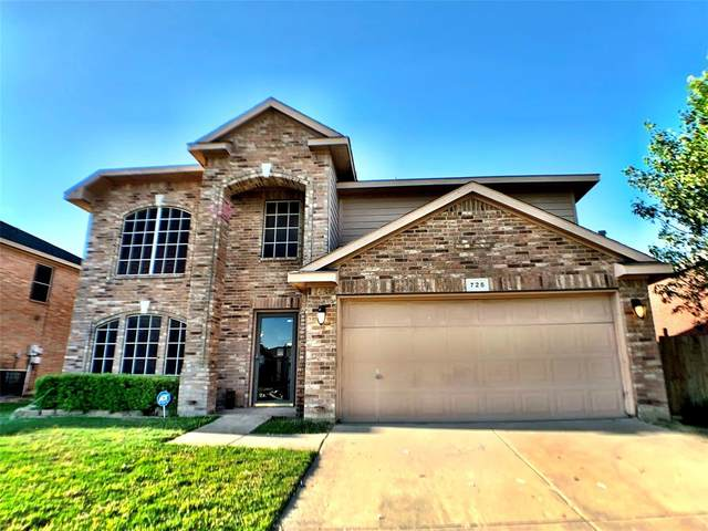 725 Gibson Street, Cedar Hill, TX 75104 (MLS #14346575) :: Century 21 Judge Fite Company