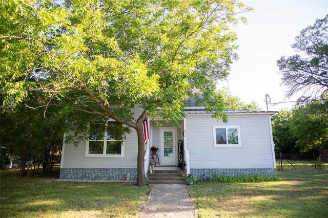 812 E Gentry Street, Hamilton, TX 76531 (MLS #14346627) :: Tenesha Lusk Realty Group