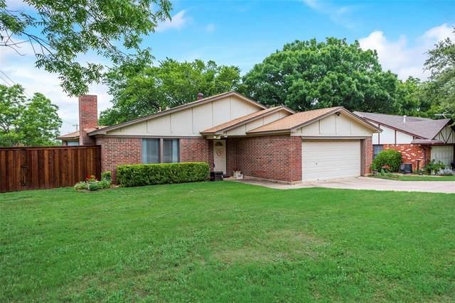 2024 Redwood Trail, Grapevine, TX 76051 (MLS #14346635) :: Frankie Arthur Real Estate