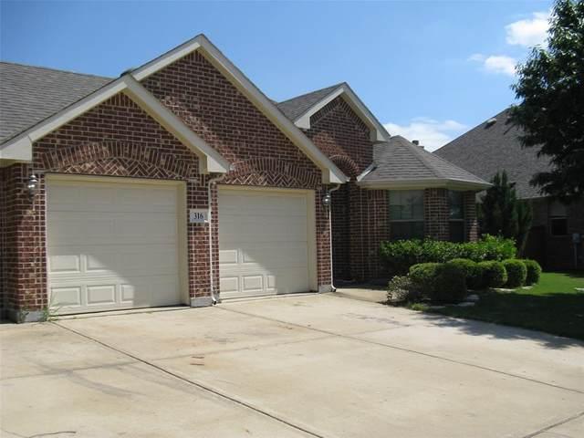 316 Phillips Court, Fate, TX 75087 (MLS #14346646) :: The Mauelshagen Group