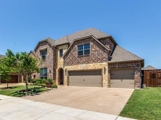151 Stevenson Drive, Fate, TX 75087 (MLS #14346651) :: The Mauelshagen Group