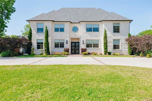 5957 Northaven Road, Dallas, TX 75230 (MLS #14346654) :: The Chad Smith Team