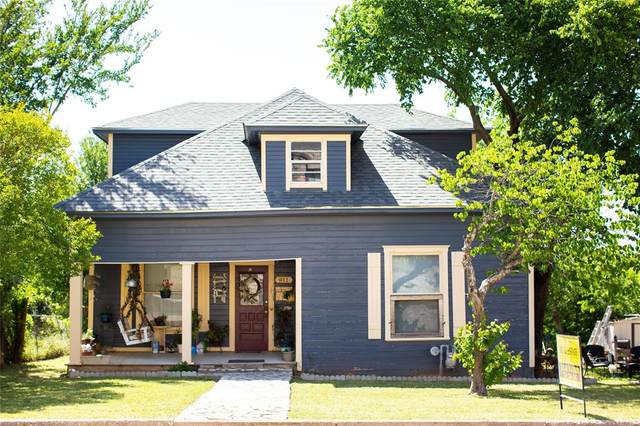411 S Taylor Street, Hamilton, TX 76531 (MLS #14346667) :: Bray Real Estate Group