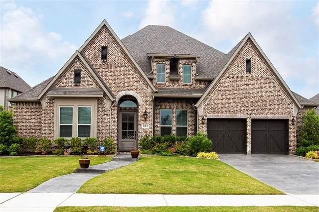 811 Star Meadow Drive, Prosper, TX 75078 (MLS #14346671) :: The Kimberly Davis Group