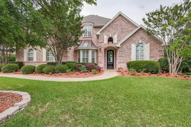 504 Preston Court, Southlake, TX 76092 (MLS #14346681) :: The Kimberly Davis Group