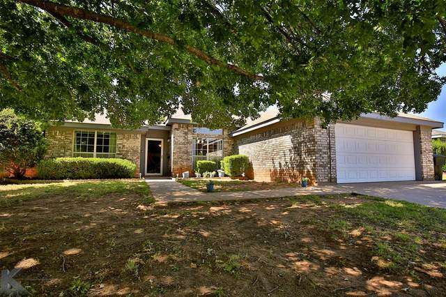 5309 Western Plains Avenue, Abilene, TX 79606 (MLS #14346699) :: The Kimberly Davis Group
