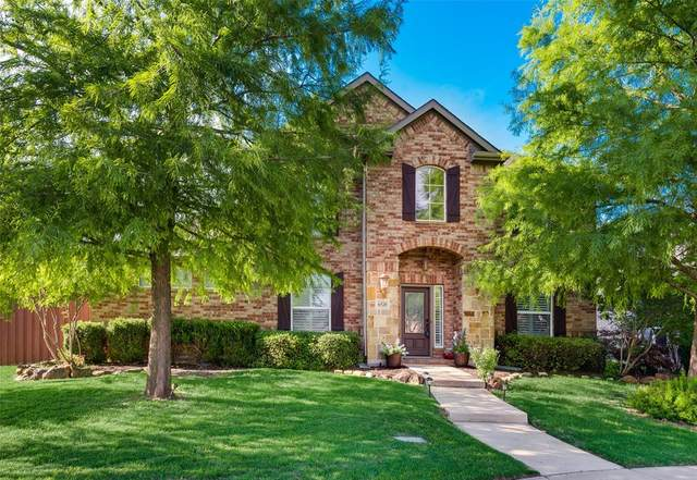 6520 Eaglestone Drive, Mckinney, TX 75070 (MLS #14346708) :: The Tierny Jordan Network