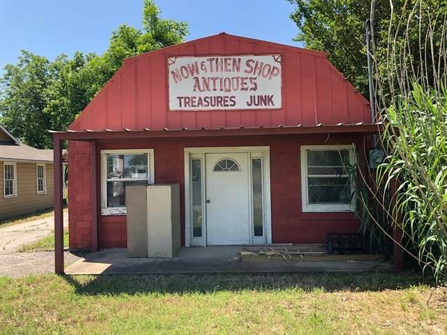 750 W Lingleville Road, Stephenville, TX 76401 (MLS #14346721) :: Real Estate By Design