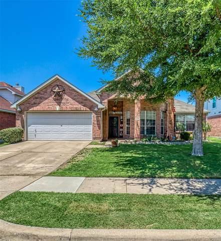 2105 Kiowa Court, Little Elm, TX 75068 (MLS #14346723) :: Baldree Home Team