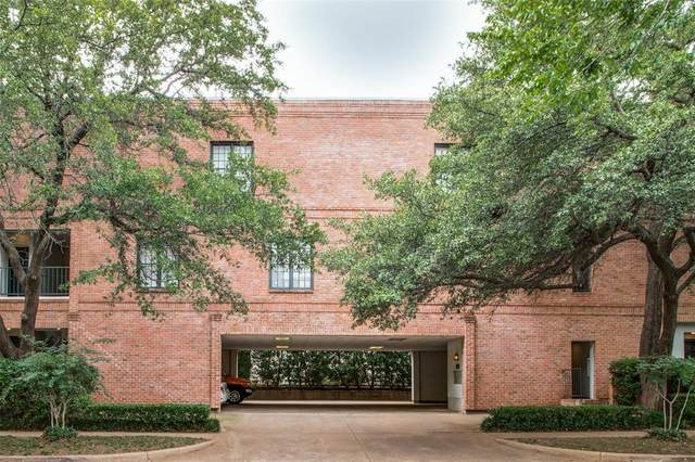3905 Gilbert Avenue F, Dallas, TX 75219 (MLS #14346736) :: The Good Home Team