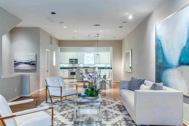 3908 Travis Street, Dallas, TX 75204 (MLS #14346747) :: Real Estate By Design