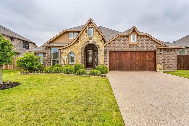 4809 Parkplace Drive, Denton, TX 76226 (MLS #14346758) :: Team Hodnett