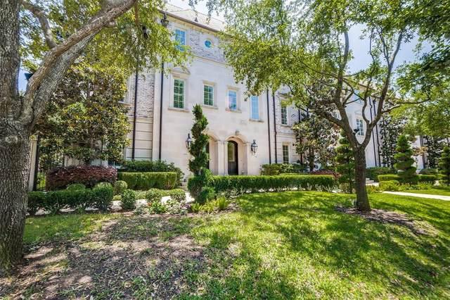 4608 Abbott Avenue #108, Highland Park, TX 75205 (MLS #14346780) :: HergGroup Dallas-Fort Worth