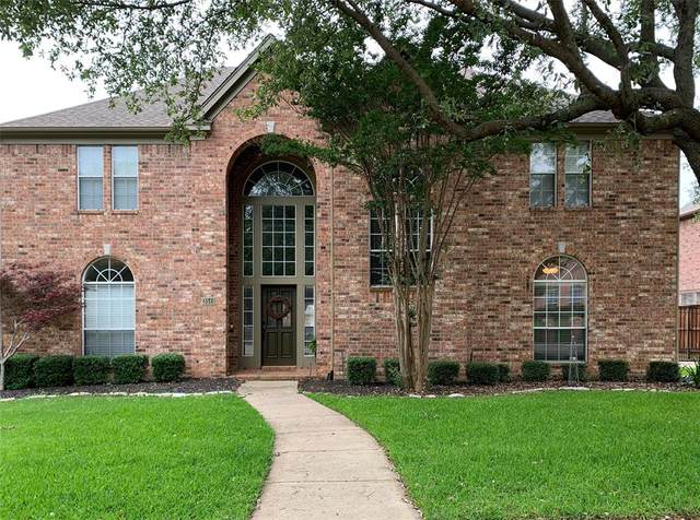 3513 Sandhurst Drive, Flower Mound, TX 75022 (MLS #14346811) :: Real Estate By Design